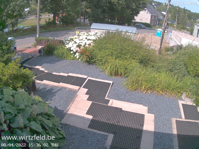 Photo webcam de Wirtzfeld Belgique