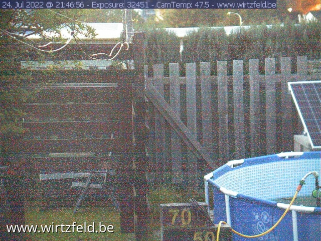 Winter Webcam Wirtzfeld Valley